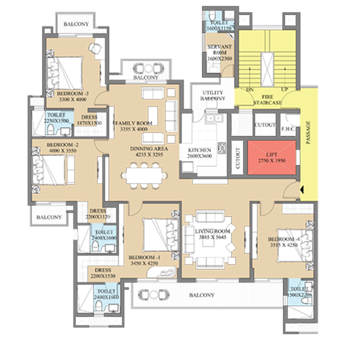Ats Destinaire Noida Extension Price List Floor Plan Possession