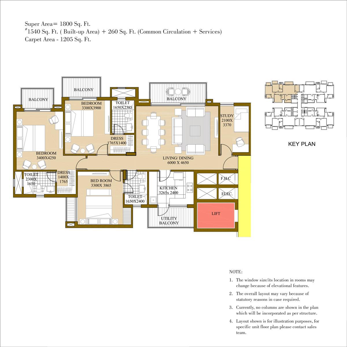 Ats Rhapsody Price List Floor Plan Construction Possession Date